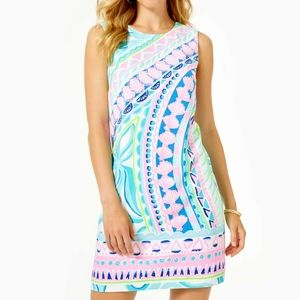 NWT Lilly Pulitzer Shift Dress size 4